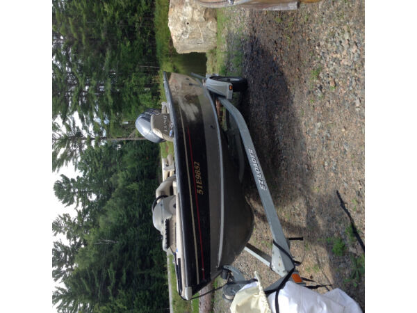 Used 2003 Lund Boat Co Lund mr pike 16 ft