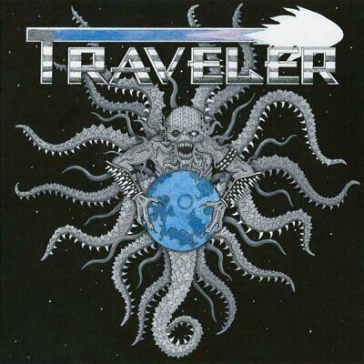 TRAVELER - Same (NEW*LIM.300 BLACK V.*CAN METAL*IRON MAIDEN*GATEKEEPER*VISIGOTH) (Samen Keeper)