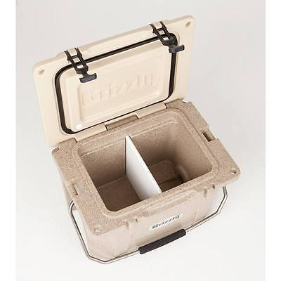 Grizzly Coolers Folding Divider | Cutting Board for 75 Quart