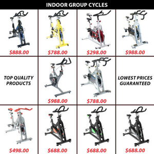 Group Indoor Cycling Cycle Cardio Pedal Ecb Spin Magnetic Bike