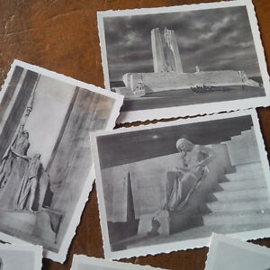 VIMY, Le Memorial et ses Statues, 10 Vues choisies Kitchener / Waterloo Kitchener Area image 8