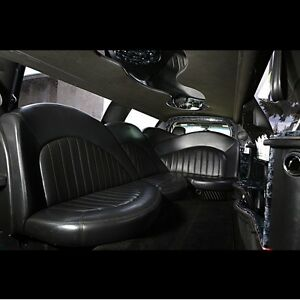 2007 Lincoln Towncar Stretch Limo