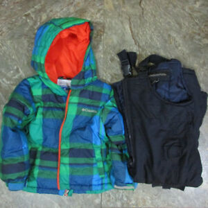 London Fog Snowpants (Jacket is Sold) - 4T