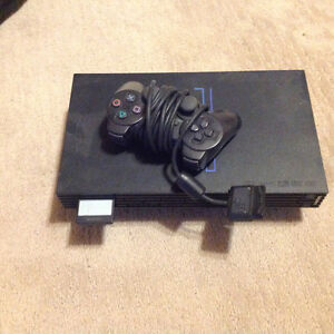 Working ps2 used system(s) no av or power cables