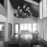 INTERIOR/EXTERIOR PAINTING SPECIALIST- Great White Painting Co.