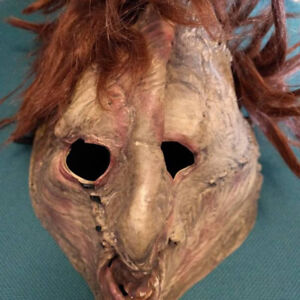 Halloween Costume - Great Condition Mask