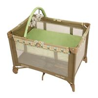 Graco Playpen with bassinet - neutral colors