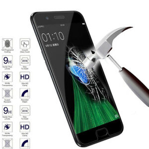 Premium 9H Tempered Glass Protective Screen Protector OPPO R11
