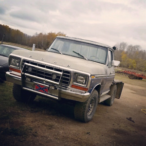 Ford Shortbox Wanted
