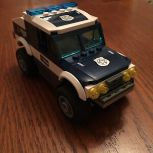 Lego Bulk - City Police IMPORTANT VEHICLES  ONLY