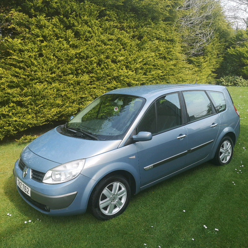 2006 Renault Grand Scenic (7 Seater) 1.6 Petrol Dynamique
