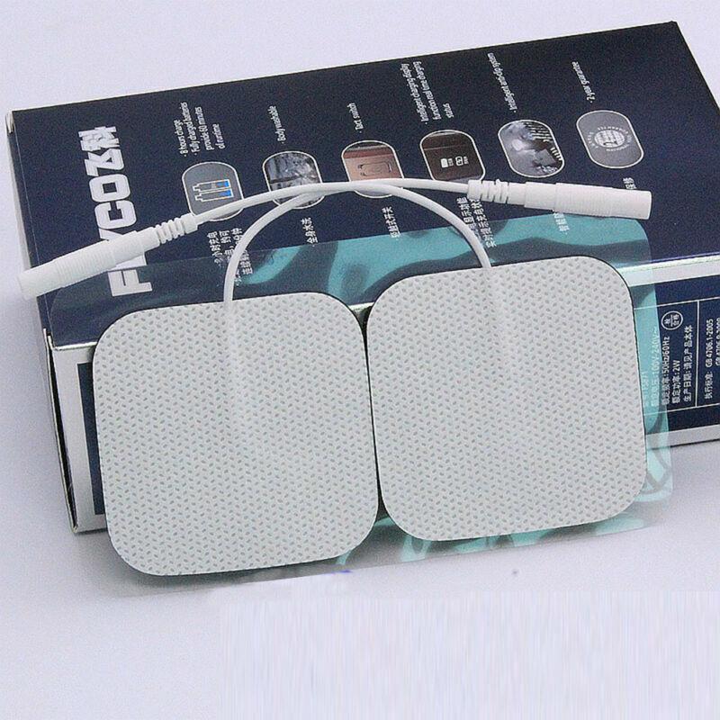 20 pcs Almohadillas Adhesivas de Electrodos Sanitas Beurer para Tens EMS