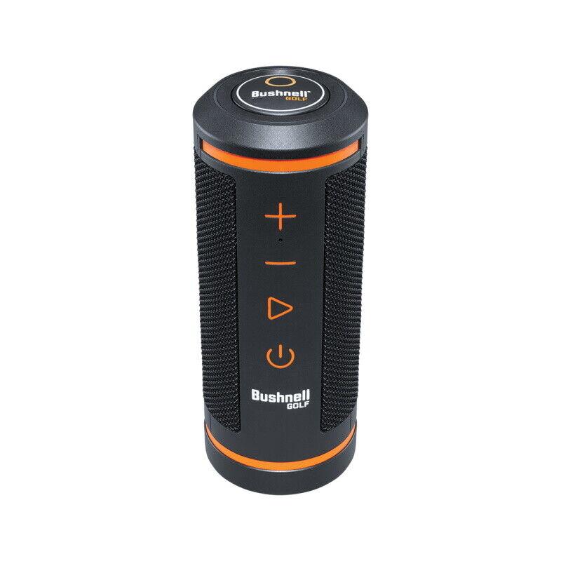 Bushnell Wingman GPS Bluetooth Speaker Pre Loaded Audio Distance w/ Bite