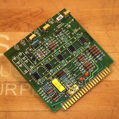 Contraves A6236 Current Amplifier Board - Used