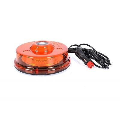 12V/24V 48 LED SMD ECE R65 Magnetfuss Rundumleuchte Warnleuchte Blinkleuchte