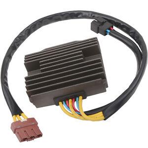 New Voltage Regulator Rectifier For PIAGGIO VESPA BV500 BV 500 2007 2008 2009