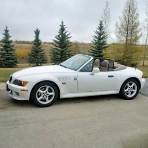 1997 BMW Z3 convertible coupe