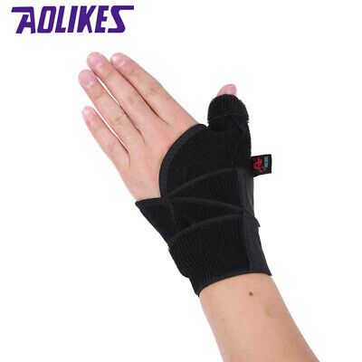 Medical Thumb Spica Splint Brace Stabiliser Sprain Arthritis