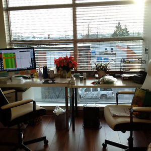 OFFICE SPACE TO SUBLET- 3 people can share -  expansion possible