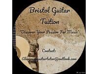 Guitar Tuition in Bristol