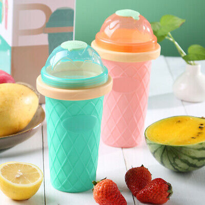 Easy Homemade Smoothie Cup Pinch DIY Cooling Maker Bottle Summer Camping Cups - Easy Summer Diys