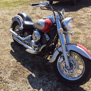 Yamaha v star classic
