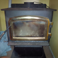 High Efficiency Regency Woodstove