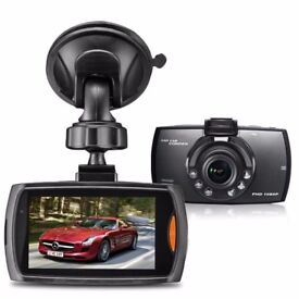 Dash cam, dash car camcorder 1080p HD infra red day night 90 degrees recording, motion detection £15