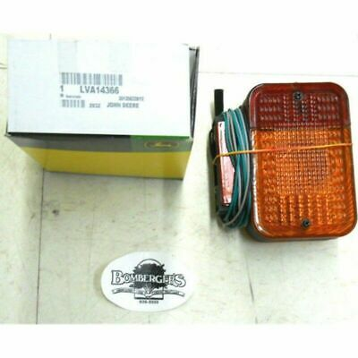 John Deere Lva14366 Right Hand Lamp - 4200 4300 4400 4500