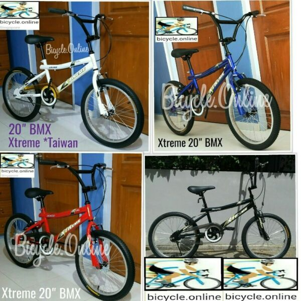 "20"" Xtreme BMX. Brand New Bicycles."