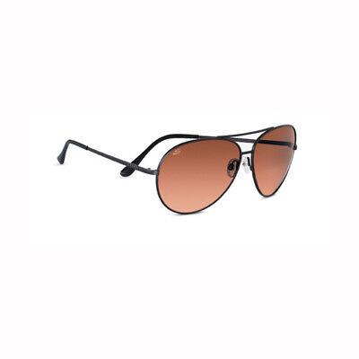 b936155e42 Serengeti Aviator Sunglasses 6 Base Matte Black titanium/Drivers Gradient  5222