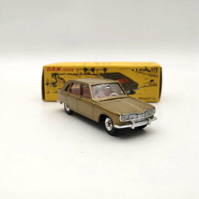 DAN Toys 1/43 DAN 087 Renault 16 Or Diecast Car Models Collection Gifts Used