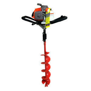 Earth auger Post hole digger 63cc Dirt Soil Brand New