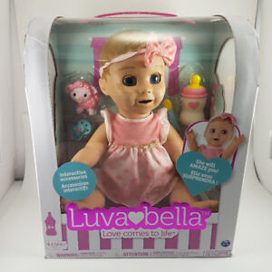 Luvabella Baby Doll - Blonde Girl