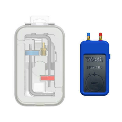 Aab Spm-k1 Differential Pressure Wireless Manometer And Static Probe Kit