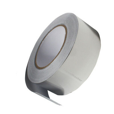 Aluminum Foil Adhesive Tape - 2 X 55yds 50mm X 50m Silver - Ship From Usa