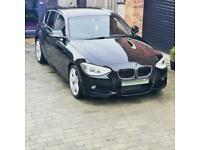 BMW 118D M-sport Manual