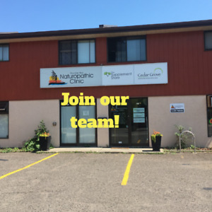 Space for rent in busy multi-disciplinary Naturopathic Clinic!