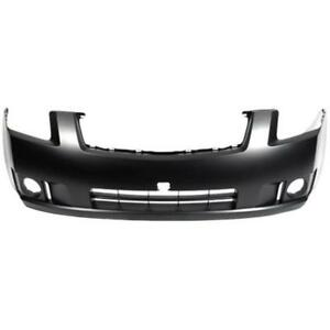 New Painted 2007 2008 2009 Nissan Sentra Front Bumper