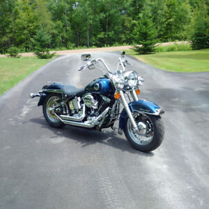 "95' HARLEY SOFTAIL ""REDUCED"""