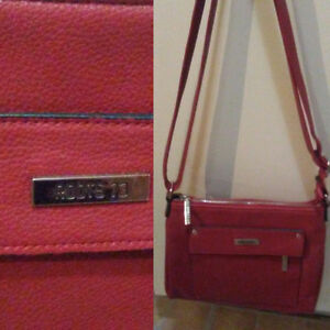 Name brand purses & a swiss gear labtop bag for sale