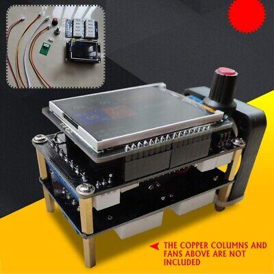 Diy Portable 12v Energy Storage Spot Welder Machine Transformer Controller 6y880