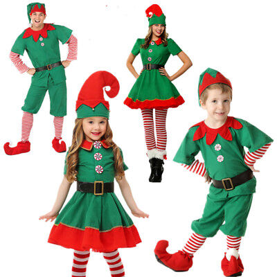Christmas Elf Costumes for women kids Carnival,Party, Kids Christmas Elf Costume](Elf Costumes For Christmas)