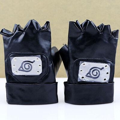 Naruto Kakashi Leaf Village Ninja Gloves Cosplay Prop Costume Collectibles Gift