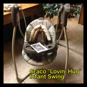 Graco Lovin Hug Infant Swing