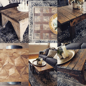 Historic Coffee tables