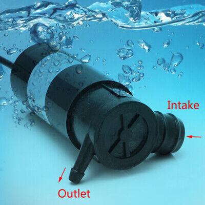 Unterwasser Wasserpumpe Waschen Badewanne Schwarz DC 12V/AC 220V 10m Hoher Hub - 220v Dc Wasser