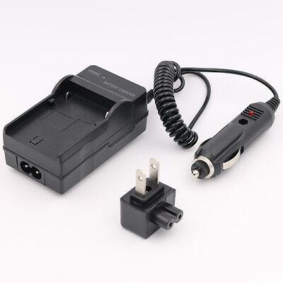 AC&DC Battery Charger for JVC GR-D270U GR-D275U GR-D290U D295U MINI-DV Camcorder