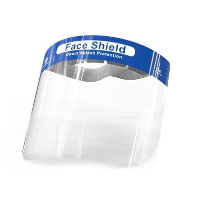 Gesichtsschutzschirm Spuckschutz Visier Schutz maske Gesichtsmaske Schutzvisier