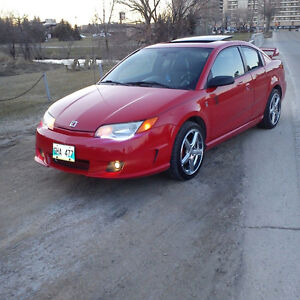 2006 Saturn ION red line Coupe (2 door)